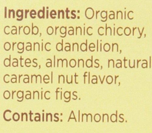 Teeccino Dandelion Caramel Nut Chicory Herbal Tea Bags ...