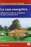 La casa energetica. Indicazioni e idee per progettare la casa a consumo zero