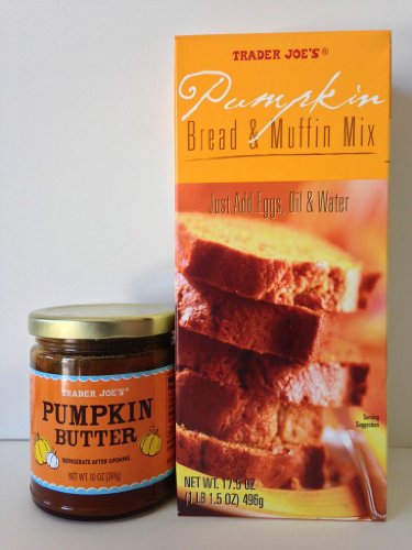 Trader Joe's Pumpkin Bread and Butter Gift Bundle