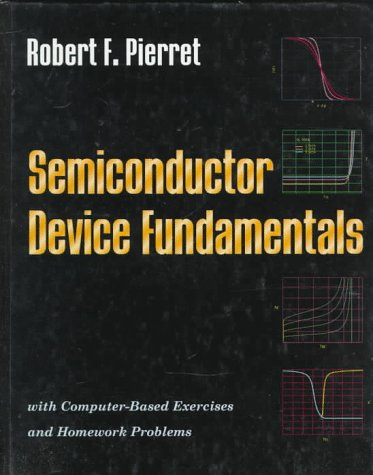Semiconductor Device Fundamentals - solution manual