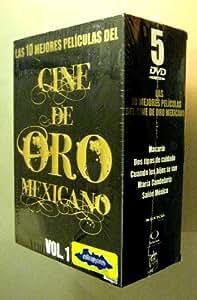 Mexicano Vol. 1 (5 movies) - Macario (Ignacio Lopez Tarso) / Dos Tipos