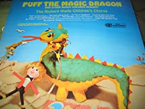 Puff the Magic Dragon, and Other Songs Children Request,