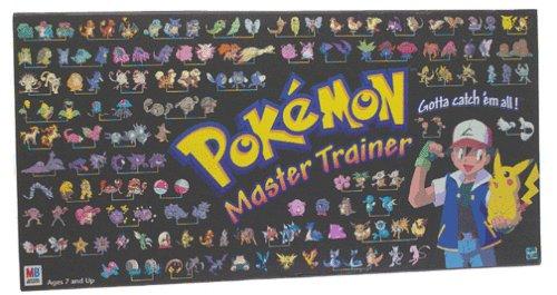 Pokemon Master Trainer Board Game - Buy Pokemon Master Trainer Board Game - Purchase Pokemon Master Trainer Board Game (Hasbro, Milton Bradley, Toys & Games,Categories,Games,Board Games,Action Games)