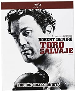 Toro Salvaje - Formato Libro [Blu-ray]