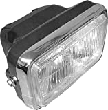 MOTOLODGE Headlight Rectangle Complete Honda CB125TD,CG125 Brazil