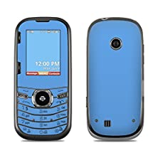 buy Solid State Blue Design Decal Skin Sticker For Lg Cosmos 3 Vn251S (High Gloss)
