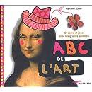 ABC de l'art : dessine et joue avec les grands peintres