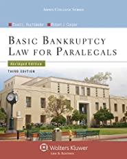 Basic Bankruptcy Law for Paralegals, Abridged, Third Edition