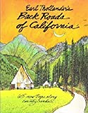 Earl Thollander's Back Roads of California (0517549670) by Thollander, Earl
