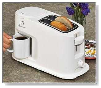 Toastmaster Coffeemaker / Toaster Combo