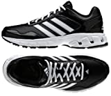 Adidas G67170 Falcon Trainer 3 Men's Shoes (Black/White/Metallic Silver)