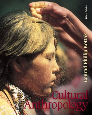 Cultural Anthropology with Free Interactive Student CD-ROM and Free PowerWeb