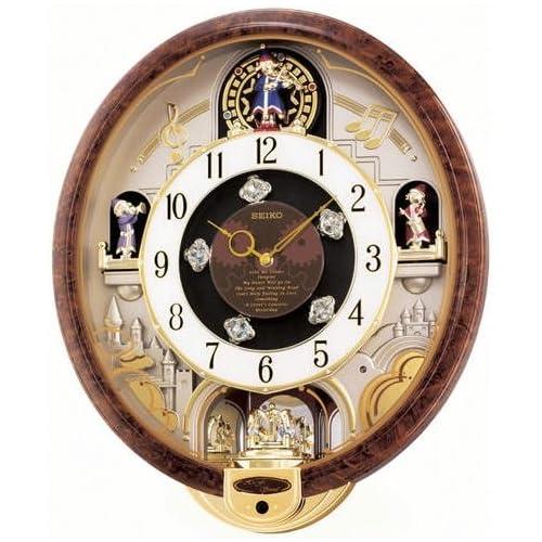 Amazon.com - Seiko Melody Wall Clock (8 Melodies) 2006 Collectors