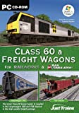 Class 60 & Freight Wagons - Add On for Rail Simulator, RailWorks & Railworks 2 (PC CD-ROM)