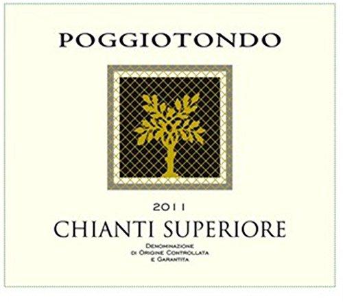 2011 Poggiotondo Chianti Superiore 750 Ml