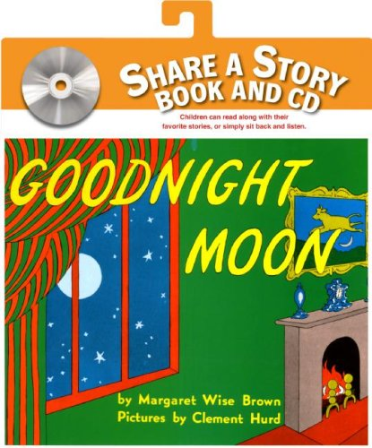 Goodnight Moon Book And Cd front-768660