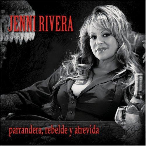 Amazon.com: Jenni Rivera: Parrandera Rebelde Y Atrevida: Music