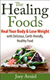 img - for THE HEALING FOODS - Heal Your Body & Lose Weight with Delicious, Earth-friendly, Healthy Food book / textbook / text book