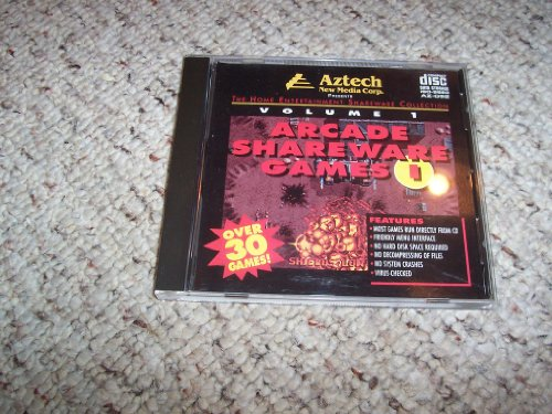 Arcade Shareware Games 1 - 1