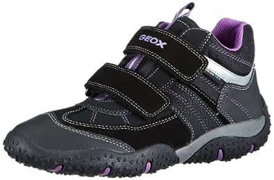 Geox J BALTIC G. WP A J34H1A05022C9999, Mädchen Sneaker, Schwarz (BLACK C9999), EU 29