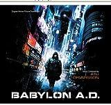 アトリ・オルヴァルッソン/オリジナル・サウンドトラック『バビロンA.D.』