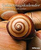 Shells & Stones Vertical Birthday Calendar