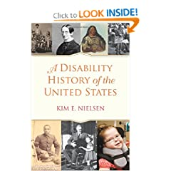 A Disability History of the United States (ReVisioning American History) by Kim E. Nielsen