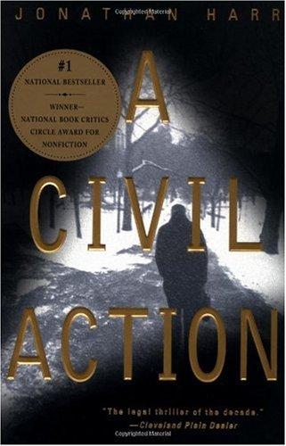 A Civil Action, Jonathan Harr