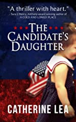 The Candidate's Daughter (Crime thriller and suspense)