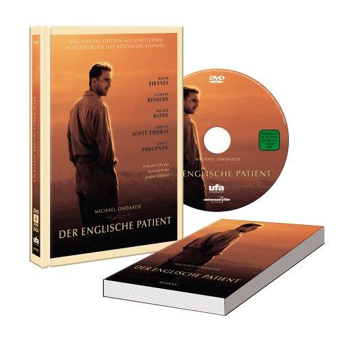 Der englische Patient (Buch-Sonderedition) [2 DVDs]