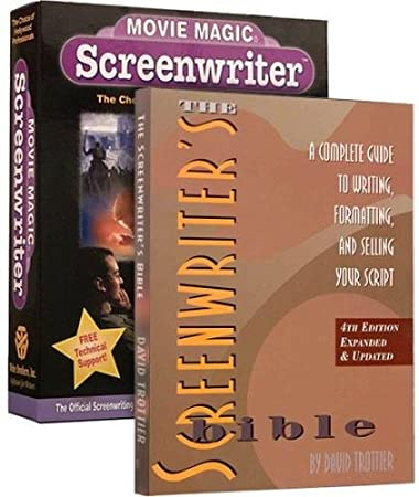 Movie Magic Screenwriter With FREE book,