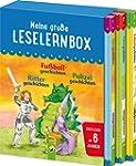 Meine gro�e Leselernbox - Rittergesch...