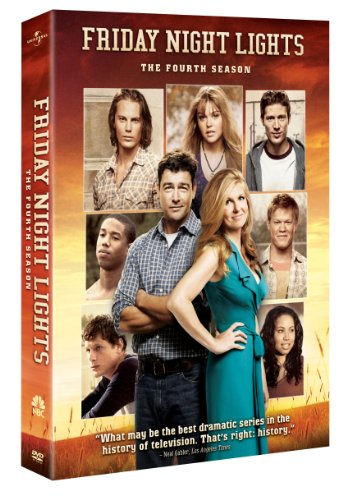 Friday Night Lights: Fourth Season [DVD] [Region 1] [US Import] [NTSC]