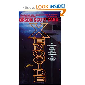 Xenocide (The Ender Quintet) by Orson Scott Card