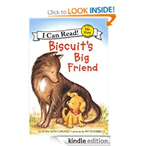 Biscuit's Big Friend (My First I Can Read) Pat Schories