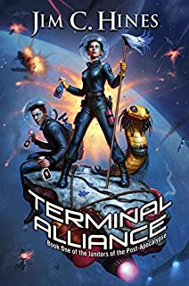 Book Cover: Terminal Alliance