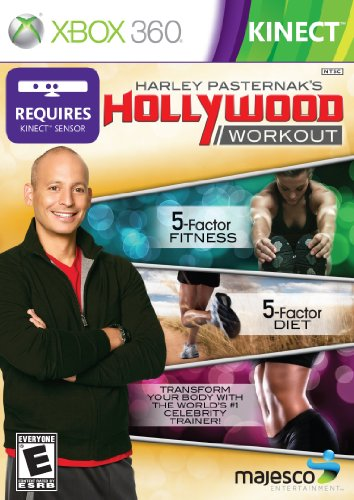 Harley Pasternak's Hollywood Workout (Kinect) - Xbox 360