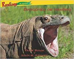 Dragones de Komodo / Komodo Dragons (Readlings En Espanol) (Spanish