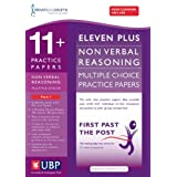 11+ Practice Papers Non Verbal Reasoning (First Past the Post)by ElevenPlusExams