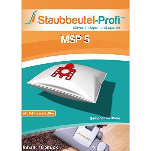 10 Staubsaugerbeutel geeignet für Miele S 4780 von Staubbeutel-Profi®