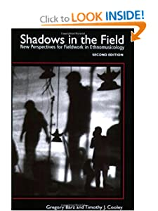 Shadows in the Field: New Perspectives for Fieldwork in Ethnomusicology Gregory F. Barz and Timothy J. Cooley