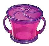 Munchkin Deluxe Snack Catcher,pink-purple