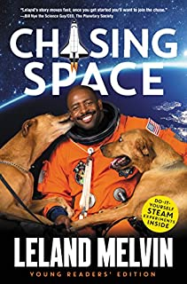 Book Cover: Chasing Space Young Readers' Edition