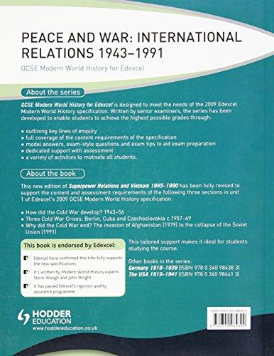 GCSE Modern World History for Edexcel: The era of the Cold War 1943-1991: International Relations 1945-1991