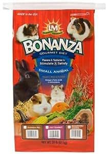 L M Animal Farms Pet 75331 Bonanza Guinea Pig Food 20#