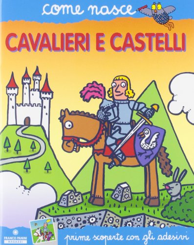 Cavalieri e castelli Con adesivi PDF