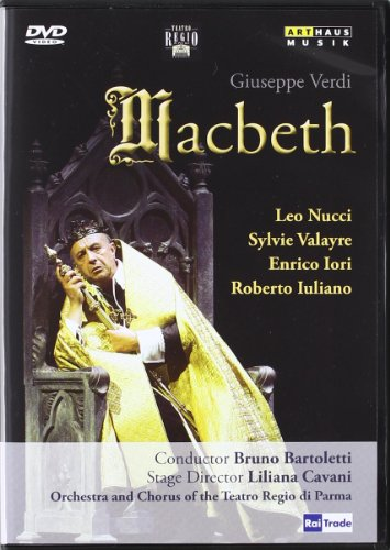 Macbeth - Verdi - DVD