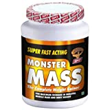 SNT Monster Mass Chocolate Flavour 1Kg With 12% Discount