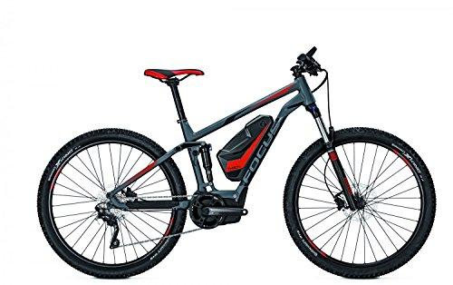 E-Bike Focus Thron Pro E-Mountainbike 10G 17AH 36V 27,5' Herren div. Rh