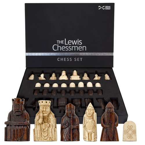 Other toys the isle of lewis chessmen the official set was listed for r7 on 18 jul at - Lewis chessmen set ...